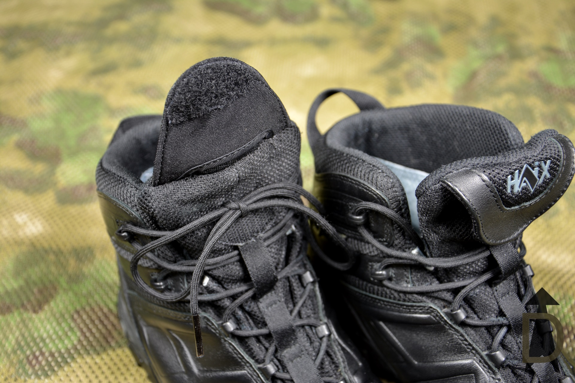 HAIX Black Eagle Tactical 20 Mid