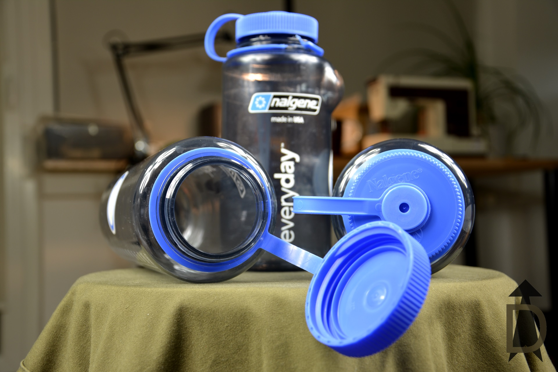 Nalgene Water Bottle Wide Mouth