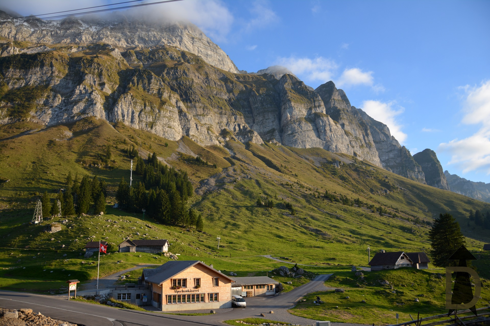Säntis Tour September 2015